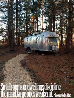 Just a little something to think about this Tuesday. love, melanie  Related PostsAirstream Livin': Nine Months UpdateCustom Drawers in an AirstreamThe Small Life: The Peterson FamilyThe Small Life: Todd & WyattA Faster Progression: Airstream Update Like this:Like Loading...
