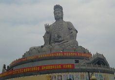 Asia's largest Guanyin statue - China, Dongguan