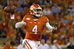 Clemson Tigers vs. North Carolina State Wolfpack Pick-Odds-Prediction 10/4/14: Ryan's Free College Football Pick Against the Spread