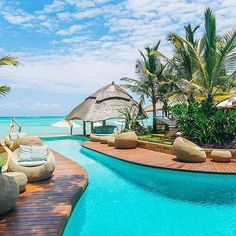 Tulia Hotel in Zanzibar! #luxuryvacations #zanzibar  @markoroth