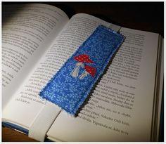 Bookmark sew Záložky do knihy :: Kathy