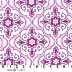 Princess Land by Michael Miller Fabrics by CottonBlossomFarm, $9.25