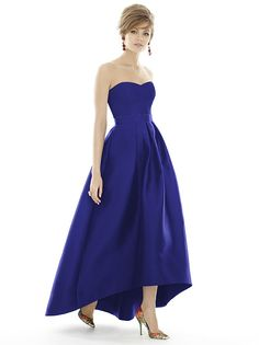 Alfred Sung Style D699 http://www.dessy.com/dresses/bridesmaid/d699/?color=midnight&colorid=47#.VOtyevnF9DA