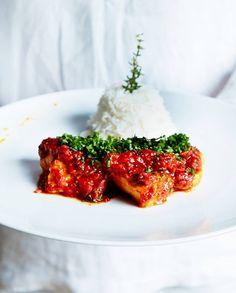 Rougail de poisson pour 2 personnes - Recettes Elle à Table