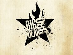 Big Deal BBQ on Behance