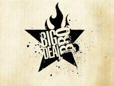 Big Deal BBQ on Behance