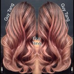 Strawberry Chocolate Swirl by Guy Tang