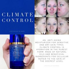 SeneGence Climate Control. Hydration for your skin
