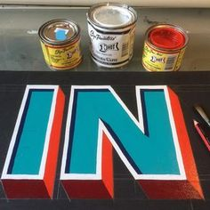In #signpainting #signwriting #art #lettering #typography #type #painting #1shotpaint #1shot #in #remain
