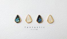 ハンドメイドマーケット minne(ミンネ)| fantastic (イヤリング)
