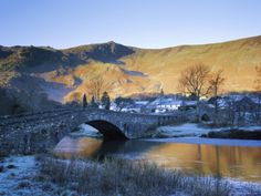 size: Photographic Print: Grange in Borrowdale, Lake District National Park, Cumbria, England, UK by Roy Rainford : Travel Yorkshire Dales, England Uk, Northern England, Cumbria, Lake District, Great Britain, Poster Size Prints, National Parks, Places To Visit