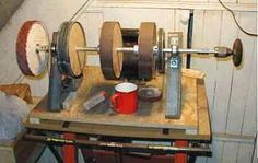 homemadetools.net  I like the chuck on the end for random bits and bobs