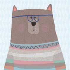 Katie Saunders - Bear Gray