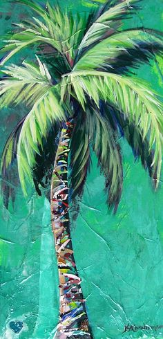Aqua Palm Tree Art Print by Kristen Abrahamson for your coastal decor. Prints available. Coastal Artwork, Coastal Paintings, Palm Tree Paintings, Coastal Living Decor, Beach Decor, Coastal Decor, Tropical Decor, Luxury Beach Cottage Decor, Beach House Decor, Beach Home Decor, Coastal Decorating Ideas, Coastal Inspired Living Rooms, Coastal Bedroom Decorating Ideas, Coastal Decorating Ideas, Tropical Bathroom Decor, Palm Tree Painting, Palm Tree Art, Palm Tree Print
