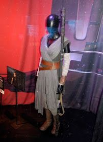 Rey Star Wars: The Last Jedi costume