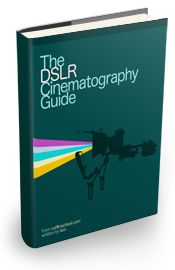 Don't remember if I posted this, but if you are looking to learn DSLR video, check out this resource.