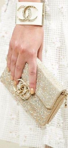 Chanel #wedding #weddingdress