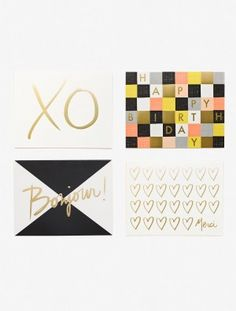 Graphic Assorted Card Set - Garance Dore shop. I want EVERYTHING!