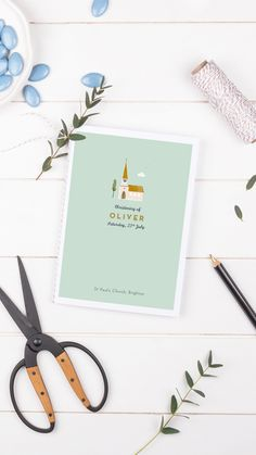 Charming Chapel Christening Order of Service Booklets Order Of Service, Belle Photo, Booklet, Christening, The Help, First Love, Greeting Cards, Invitations, Prints