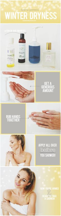 This is actually a clever (yet out of the world) idea. So gonna try this! #byedryskin2014 or so im hoping