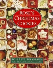 Rose's Christmas Cookies [Hardcover]