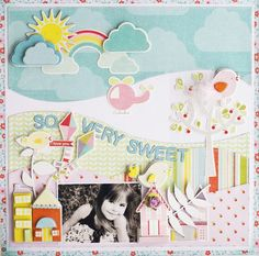 Love this layout (by steph devlin)
