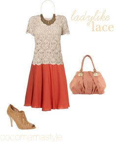 You cannot beat a bit of pale lace to add a pretty twist to your outfit. Team with a mid length skirt and your look will just scream ladylike chic. Keep it up-to-date with a contemporary shoe for a younger take on the midi. Think flippy, fun and flirty and you'll pull off this modest …