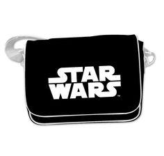 Star Wars Kuriertasche Logo (Messenger Bag). Hier bei www.closeup.de