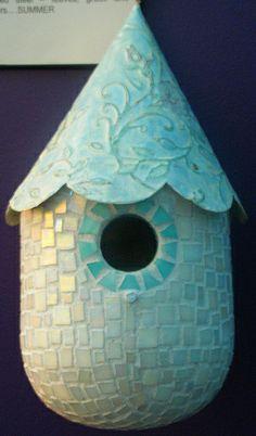 Shabby Chic #Birdhouse
