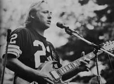 Stephen Stills, Broken Arrow Ranch, CA, June 1974.