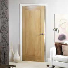 Porto Oak Internal Door #internaldoors