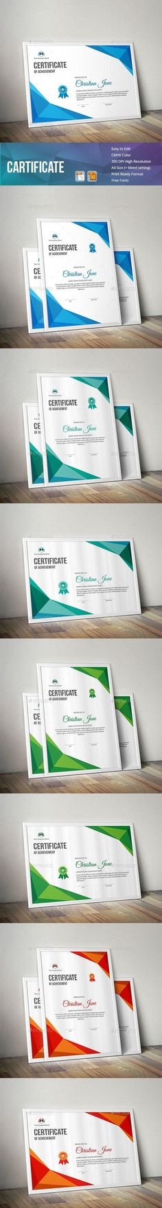 ▵ [Get Nulled]◩ Certificate Achievement Awarded Business Card Certificate Stationery Printing, Stationery Templates, Stationery Design, Stencil Templates, Print Templates, Design Templates, Certificate Design, Certificate Templates, Print Design
