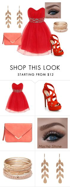 """""""Prom"""" by air-bear-disigns on Polyvore featuring Dorothy Perkins, Prada, Red Camel and Irene Neuwirth"""