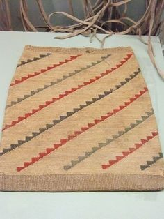 Native American flat carrying bags from the Lewis and Clark Expedition 1804 to 1806 3 by mharrsch, via Flickr