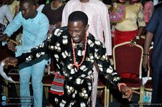 The King's dance unto our King