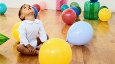 The Dangers of Balloons for Babies Baby Ballon, Small World, Balloons, Parenting, Exercise, Material, Babies, Blog, Party Ideas For Kids