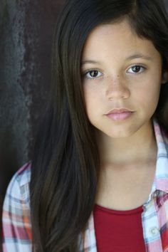 Jenna Ortega (from Jane the Virgin, Richie Rich and Stuck in the Middle)