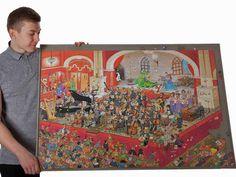 2000 piece puzzle Board - portable
