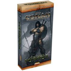 Age of Conan: The Strategy Board Game - Adventure in Hyboria Expansion