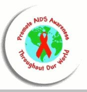 Promote Aids Awareness Throughout Our World by mysticdragonss, $1.50
