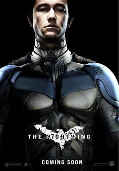 The Nightwing - Joseph Gordon Levitt