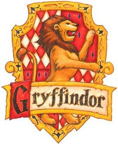 Fashion inspired by griffindor