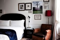 Masculine design inspiration: The NoMad Hotel by Jacques Garcia in New York | Yatzer