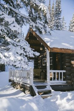 Wood Cabins, Canada - The Londoner