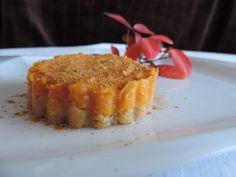 Pastelito de batata. Cocinando con las Chachas blog.