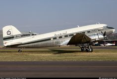 ZS-CRV Rovos Air Douglas DC-3 taken 18-09-2012 at Pretoria - Wonderboom (PRY / FAWB) airport, South Africa by Renato Serra Fonseca Pretoria, Airports, South Africa, Aviation, Aircraft, African, Travel, Viajes, Air Ride
