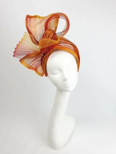 Millinery By Mel Millinery Hats, Fascinator Hats, Fascinators, Headpieces, Octopus Costume, How To Make Decorations, Ascot Hats, Wedding Hats, Wedding Jewelry