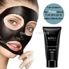 [Visit to Buy] Facial Skin Care Suction Nose Blackhead Remover Acne Treatment Masks Peeling Peel off Black Head Mud Facial Mask #Advertisement