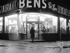 Ben's Montreal Deli used to be on 990 De Maisonneuve west (opposite of the Peel Metro station Metcafe exit) in downtown Montreal. Old Montreal, Montreal Ville, Montreal Quebec, Margaret Trudeau, Zen, Photo Vintage, Vintage Ads, Good Old Times, Leonard Cohen