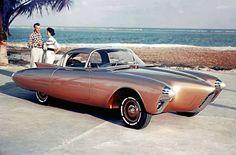 Oldsmobile Golden Rocket 1